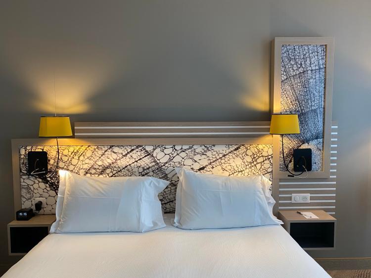 Standard room at Hilton Garden Inn Bordeaux