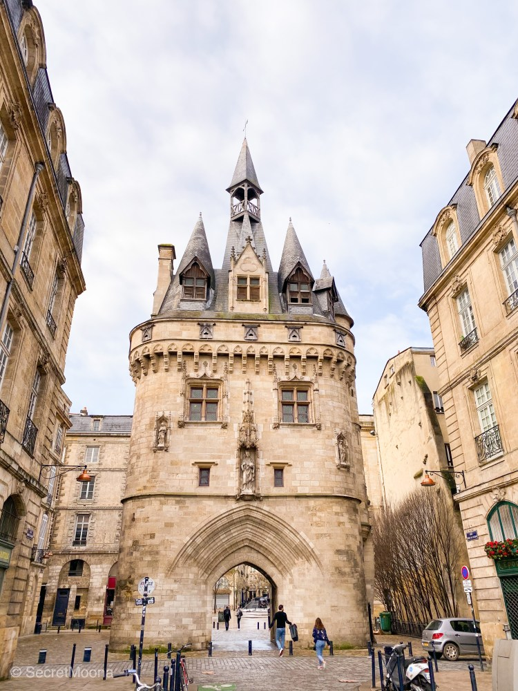Weekend in Bordeaux: Things to see: Porte Cailhau