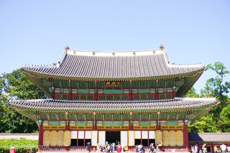 Changdeokgung secret garden - Palace and its Secret Garden is one of the most well-preserved royal palaces from the Joseon Dynasty. The UNESCO World Heritage Site is a heaven of peace in buzzing Seoul.
