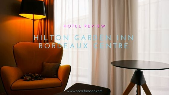 Planning a trip to Bordeaux? Consider Hilton Garden Inn Bordeaux Centre, a modern and stylish hotel in the heart of charming Bordeaux. #bordeaux #hotel review