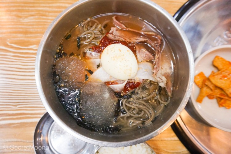 Summer ramen, South Korea itinerary