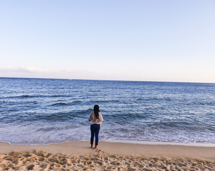 Thigs to do in Korea - go to the beach