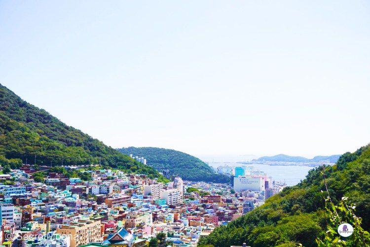 Things to do in Colorful Gamcheon Culture Village overlooking the sea