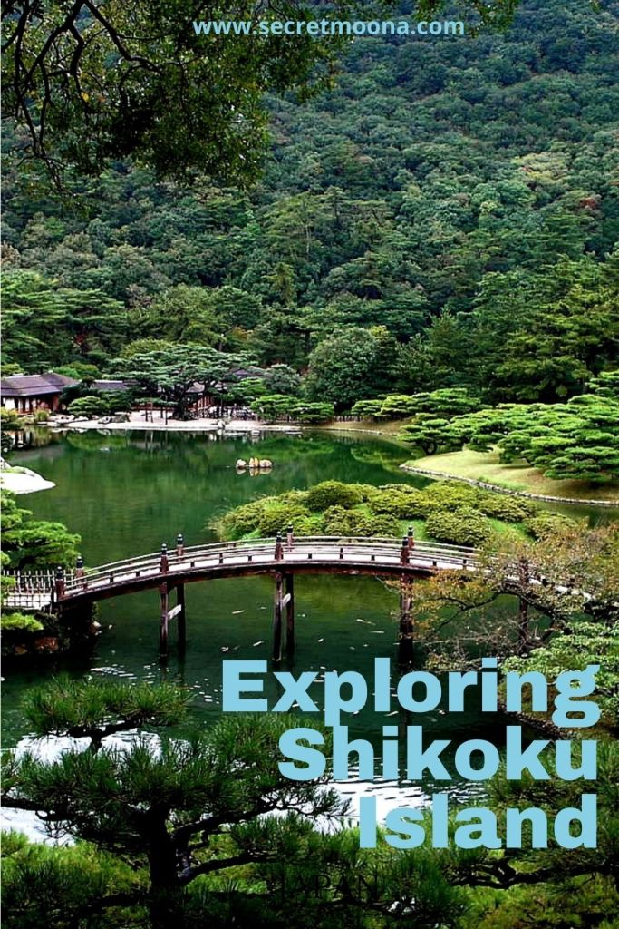Shikoku Island is Japan's best-kept secret. Packed with all the things that make Japan a top destination: nature, culture, tradition. #Japan #Travel.