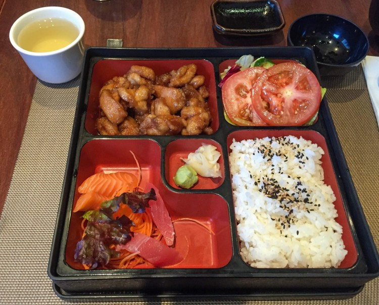 Obento, Japanese packed lunches