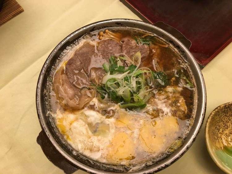 Sukiyaki, type of Japanese nabe