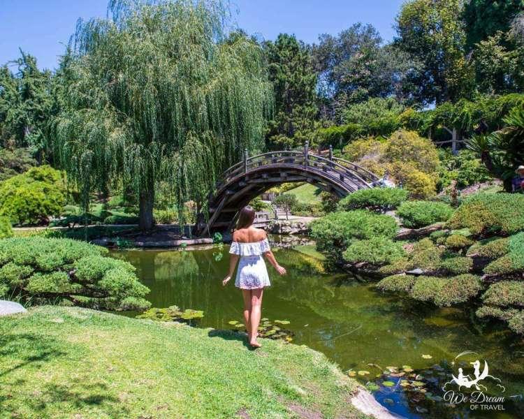 The Huntington garden - San Marino, US