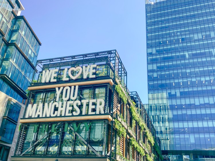 Where to stay in Manchester - Spinningfields