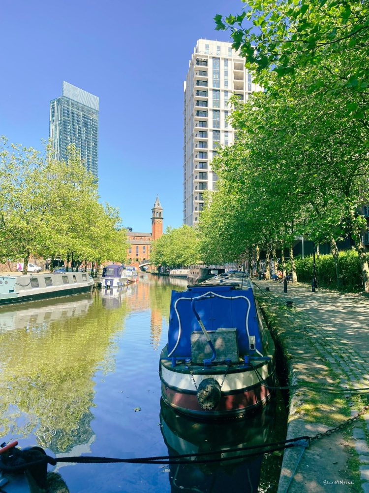 Castlefield - where to stay in Manchester