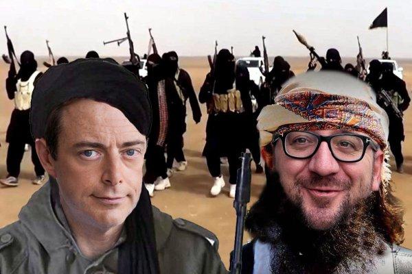 Le gouvernement belge rejoint Daesh pour fuir les syndicats.