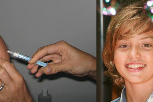 Un adolescent de 13 ans trouve un vaccin contre le radicalisme et ridiculise l'industrie pharmaceutique