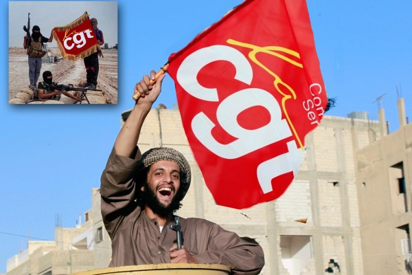 """Grève générale chez les terroristes de l'État Islamique : """"On ne peut plus faire notre job correctement !"""""""