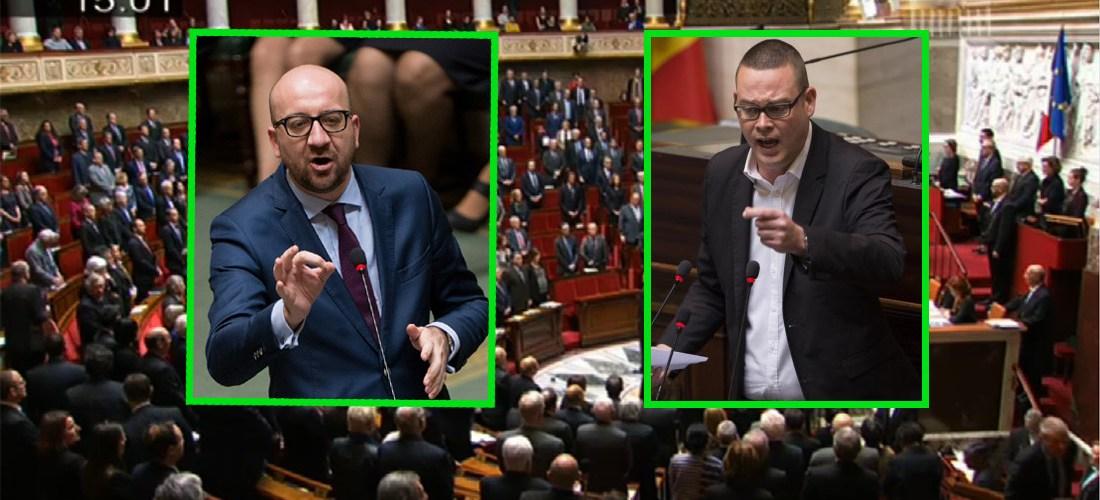 BELGIQUE : Le parlement se sépare d'1/3 des députés ! Grève annoncée.