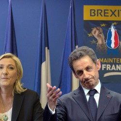 Officiel : Nicolas Sarkozy rejoint Marine Lepen au Front National !