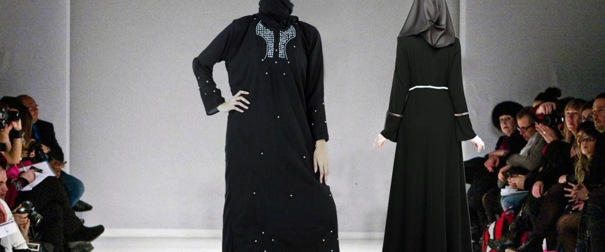 John Galliano présente sa 1ère collection islamique à Paris : La burka sobre et chic