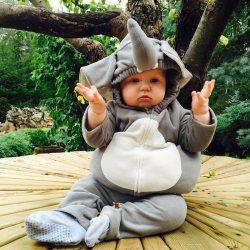 Selon une étude canadienne, déguiser son enfant en animal peut nuire à son développement