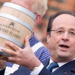 François Hollande figure dans le top 25 des meilleurs présidents de France ! Bravo !