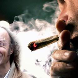 Sylvain Durif, le Christ Cosmique, promet la légalisation de toutes les drogues s'il devient président
