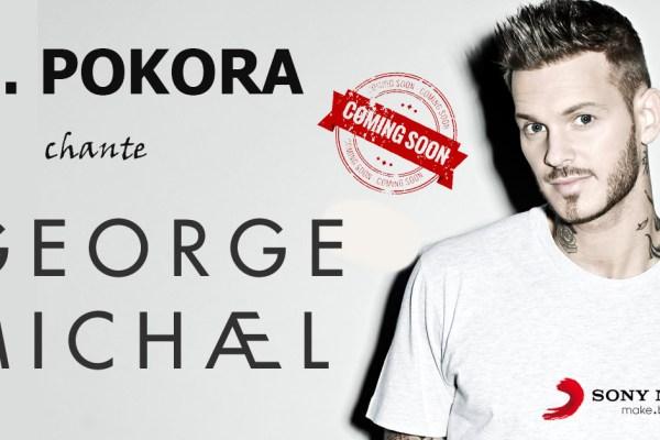 Matt Pokora sortira bientôt un album de reprises des tubes de Georges Michaël