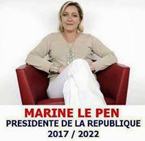 montage-Marine-Le-Pen-35 TOP 50 des plus beaux montages photos de Marine Le Pen : Il y a du talent au FN !