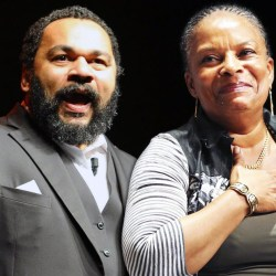 """Dieudonné et Taubira, réconciliés, chanteront ensemble pour """"Un monde en paix"""""""