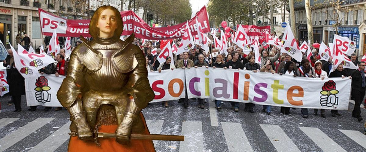 Jeanne d'Arc était socialiste et marxiste, selon cet éminent docteur en histoire médiévale