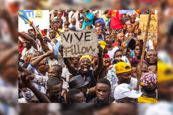 Afrique : Des millions de manifestants africains pour soutenir François Fillon