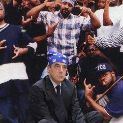 """François Fillon fait rêver les gangsters : """"C'est un exemple pour nous, la preuve qu'un voyou peut réussir dans la vie"""""""