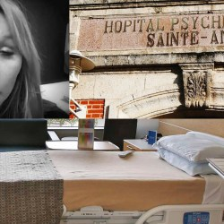 Marion Maréchal Le Pen internée de force en psychiatrie à l'hôpital Sainte-Anne - Surmenage ? Dépression ?