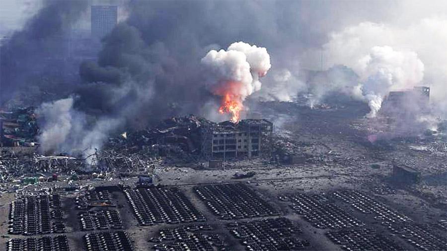 cata-1 FLASH INFO : Plusieurs bombardements atomiques en Israël -  La Corée du Nord revendique cet acte de guerre