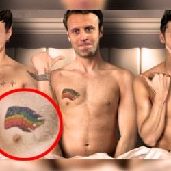 Emmanuel Macron est-il gay ? D'étranges photos circulent et accréditent cette hypothèse ...