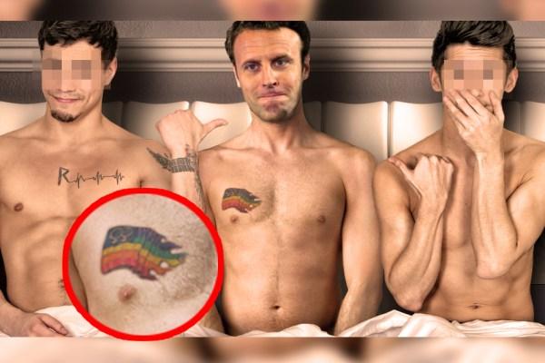 Emmanuel Macron est-il gay ? D'étranges photos circulent et accréditent cette hypothèse …