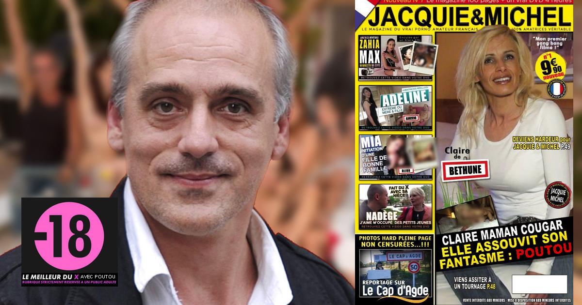 philippe-poutou-jacquie-michel-film-x-porno Brigitte Bardot et Rémi Gaillard présentent leur vidéo porno pour Jacquie et Michel tournée dans un abattoir du Gard
