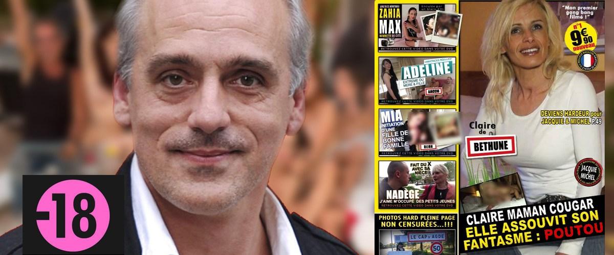 Philippe Poutou reconnu par les internautes dans un film X Jacquie et Michel : il assume fièrement