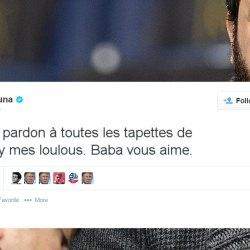 """""""Je demande pardon à toutes les tapettes de France"""" - Cyril Hanouna présente ses excuses"""