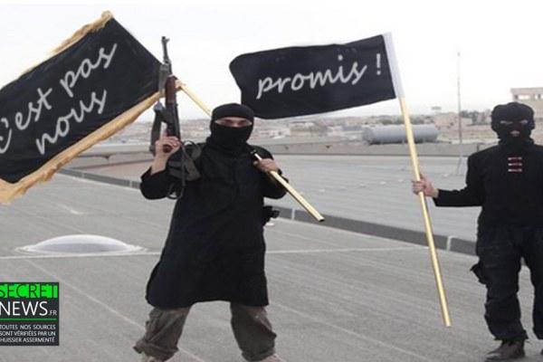 -1 mort lors d'un non-attentat-suicide à Paris : l'État Islamique honteux nie toute revendication