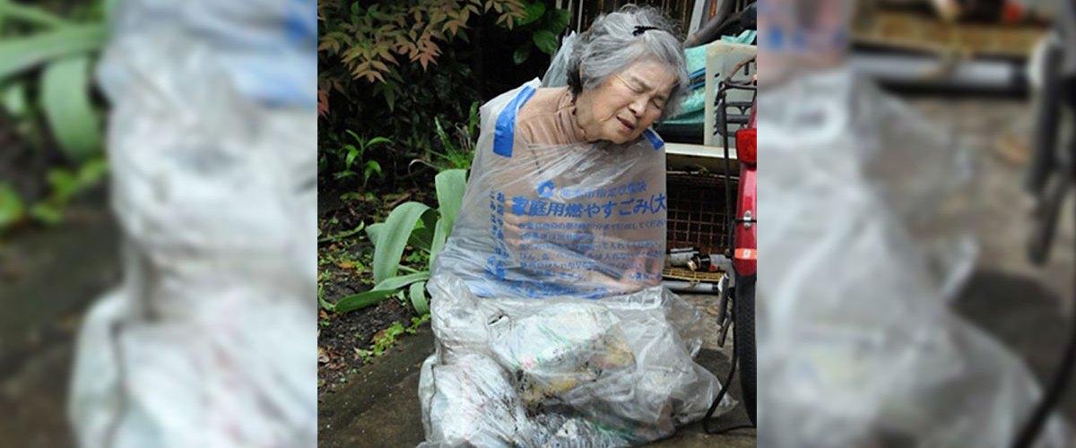 Chine : il jette sa grand-mère à la poubelle car les maisons de repos coutent trop cher