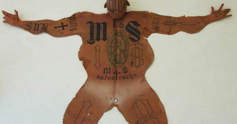 tatouages-gangsters-peau-bete-secretnews SecretNews