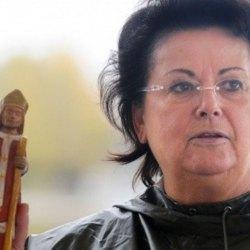 Christine Boutin l'affirme: «Je suis la descendante du Christ»