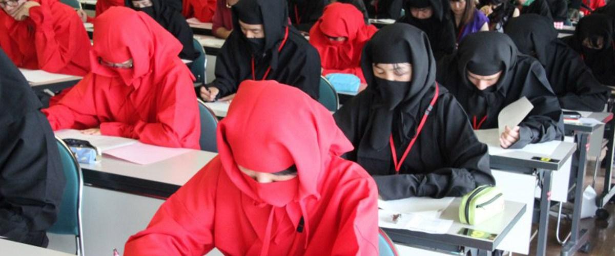 Japon : l'État Islamique recrute des ninjas radicalisés dans les universités