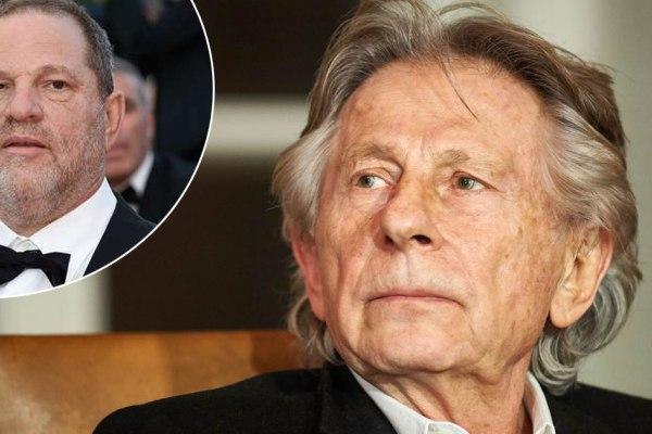 """Affaire Weinstein : """"Je suis choqué, dégoûté, consterné"""", réagit Roman Polanski"""