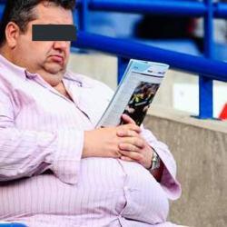 Effondrement de la tribune Lille-Amiens : l'obésité des supporters lillois pointée du doigt par les enquêteurs