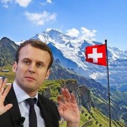 «Si vous n'êtes pas en danger, retournez à Genêve», répond Macron à une expatriée Suisse