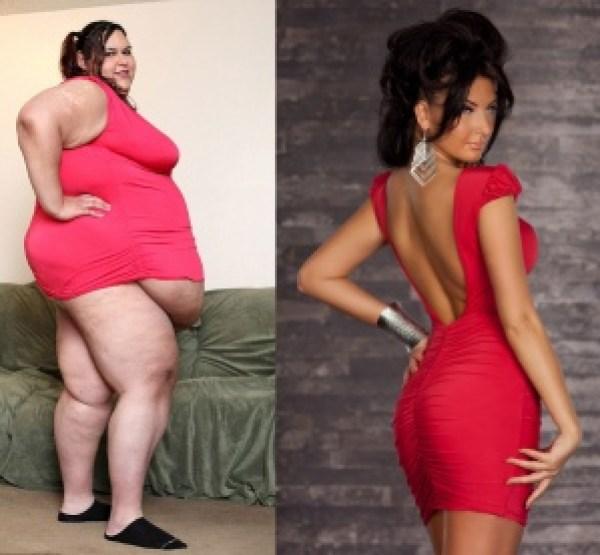 regimes-urine-obese-300x277 Elle perd 90 kilos en un mois grâce au régime urinothérapique, et devient une célébrité sur Instagram