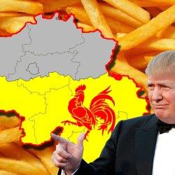 Belgique : Donald Trump va transférer l'ambassade américaine en Wallonie