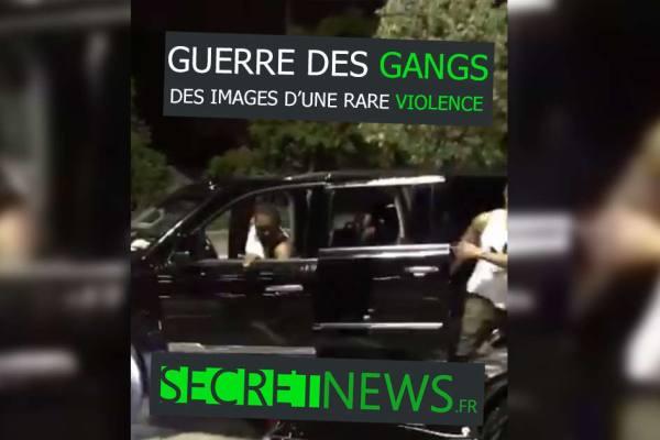 Guerre des gangs aux USA : des images d'une rare violence (VIDÉO)