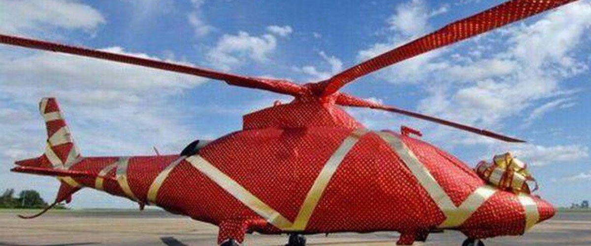 Pour éviter les vols a 350.000€, Édouard Philippe a reçu un hélicoptère privé de la part de Nicolas Hulot