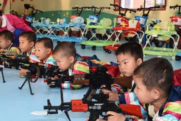 Corée du Nord : un bataillon d'élite de jeunes enfants formés pour assassiner Donald Trump