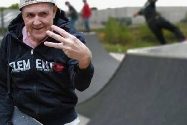 Seniors : la pratique intensive du skateboard améliore la mobilité à long terme