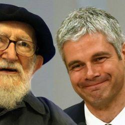 """Laurent Wauquiez : """"mon meilleur ami l'abbé Pierre m'a ouvert les yeux»"""